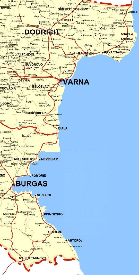 Harta Bulgariei Photos Of Vasco Nunez